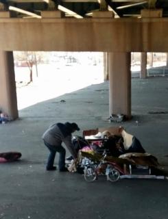 Camden Homeless 3