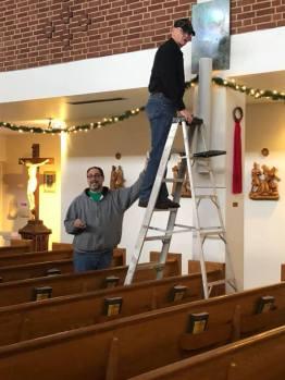 Christmas decorating 2018 2