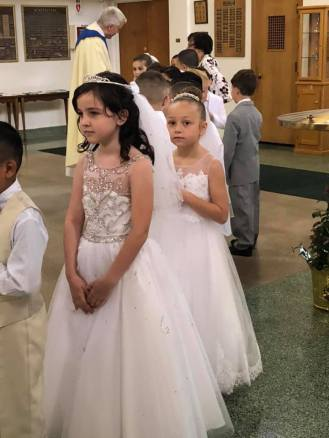 First Holy Communion 2019 1