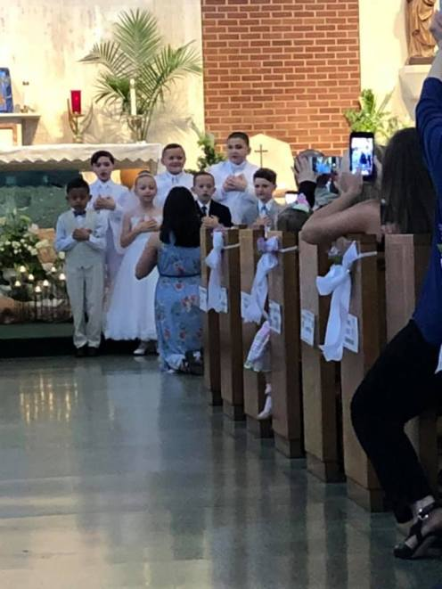 First Holy Communion 2019 3
