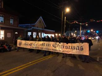 Pitman Christmas Parade 1